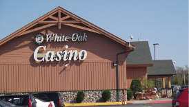 White Oak Casino Image