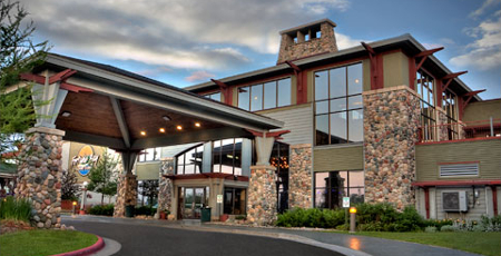 Fortune Bay Casino Hotel Exterior