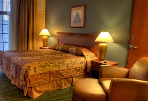 Fortune Bay Casino Hotel Room