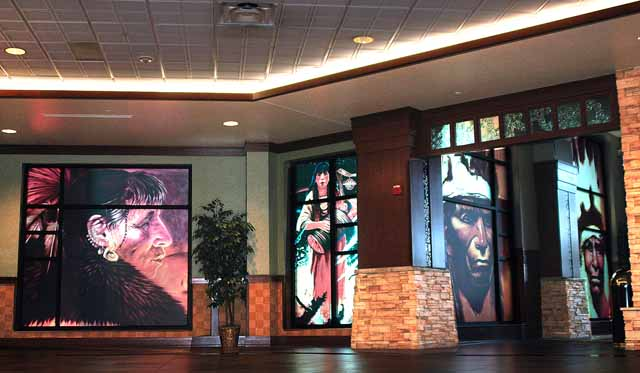 Grand Casino - Mille Lacs Hotel Lobby