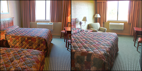 Grand Casino - Mille Lacs Hotel Room