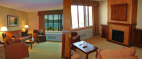 Grand Portage Casino Hotel Lobby