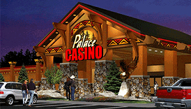 Palace casino at cass lake mn casino game with dominoes