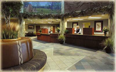 Jackpot Junction Casino Hotel Lobby