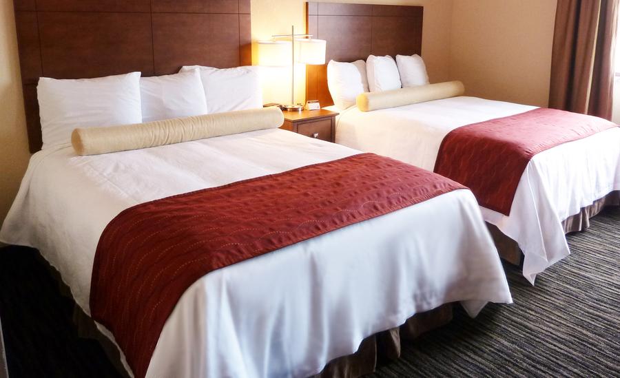 Jackpot Junction Casino Hotel Room