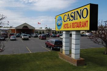 Palace Casino Hotel Exterior