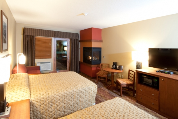 Seven Clans Casino - Red Lake Hotel Room