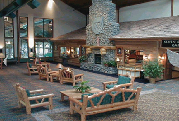 Seven Clans Thief River Falls Hotel Lobby