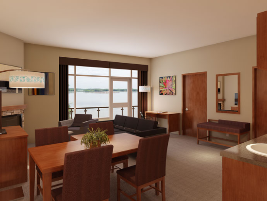 Seven Clans Casino - Warroad Hotel Room
