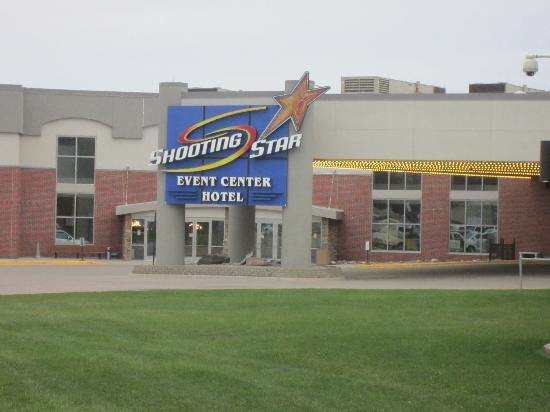 shooting star casino in mahnomen mn
