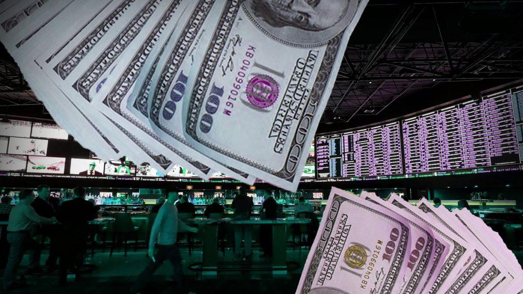 sports betting money